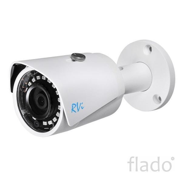RVI-IPC41S V.2 (2.8 мм) - уличная IP-камера видеонаблюдения