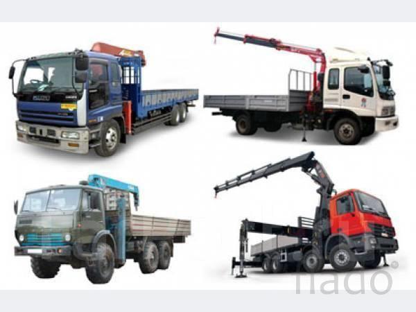 Услуги манипулятора 10-15 тонн