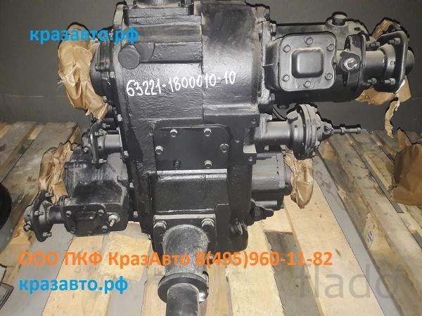 Раздаточная коробка для АПР-80 на базе КрАЗ