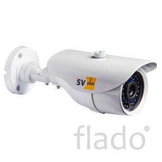 Уличная AHD-камера SVPlus VHD410