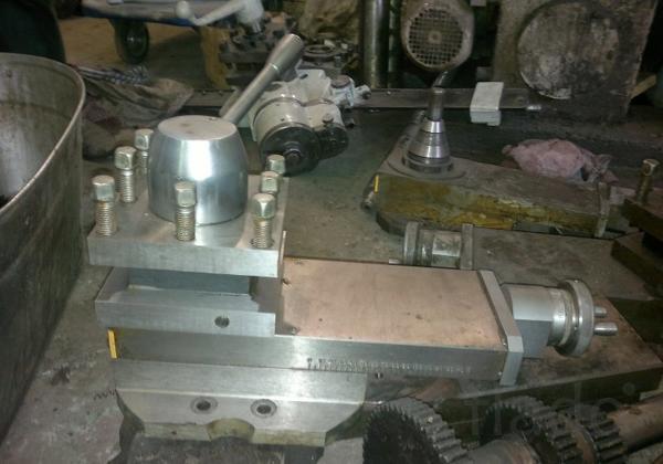 Верхняя часть суппорта МК6046, МК