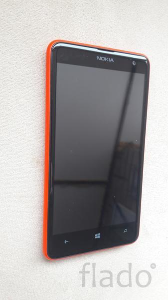 Nokia Lumia 625 Red