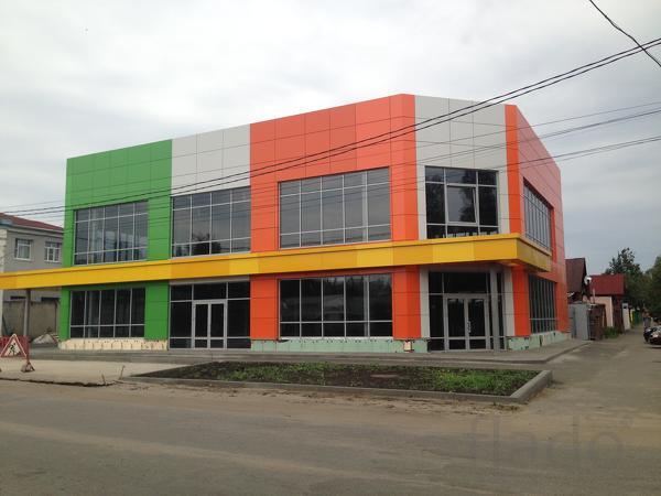 Новый современный ТЦ в центре города Алатырь. Аренда от 145 до 367 м2.