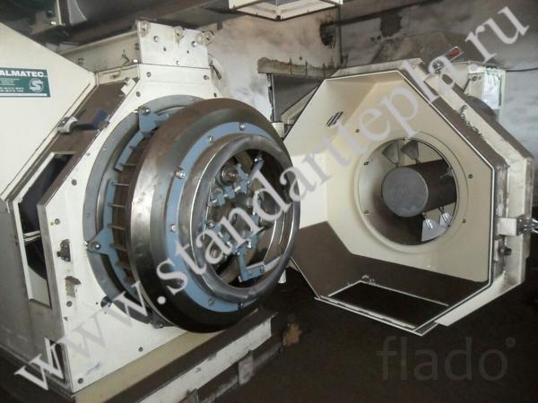 Продаётся НОВАЯ линия гранулирования SALMATEC (Германия) 2007г.в.