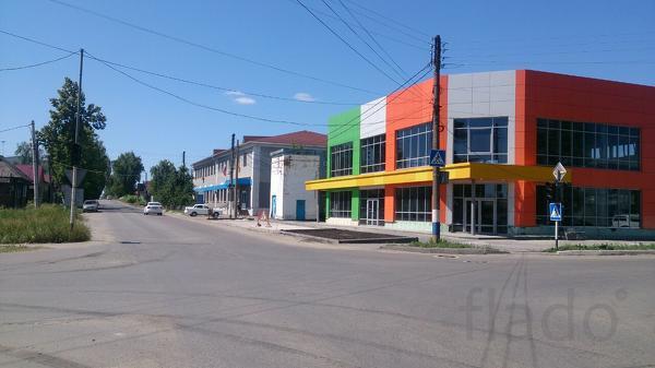 Современный ТЦ в центре города Алатырь. Аренда 367 м2.