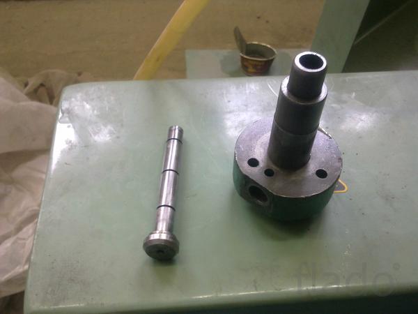 Насос плунжерный 1К62-02-76 (коробка скоростей)