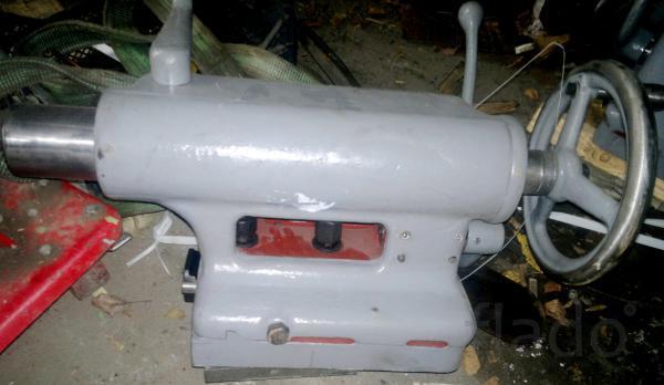 Задняя бабка ТС-30 в сборе