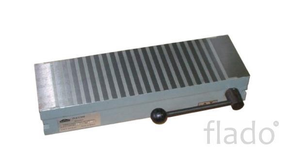 Плита магнитная 400х125 мм (Читинская)