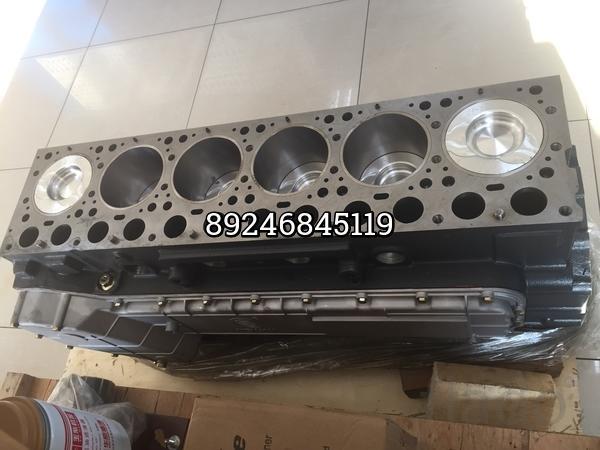 Блок цилиндров в сборе WP10 Евро 2 Shaanxi 612600010837