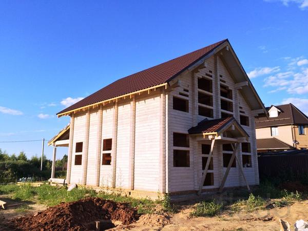 Строительство деревянных домов от производителя