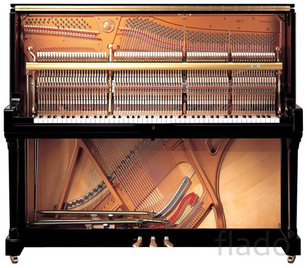 пианино(фортепиано)услуги настройщика,ремонт музыкального оборудования