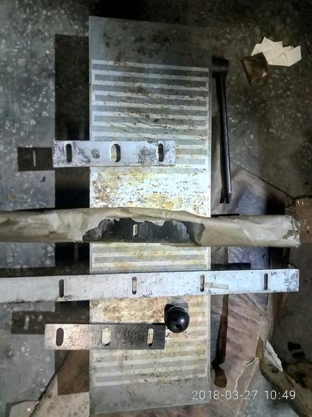 Плита магнитная 7208-0011 (200х630)