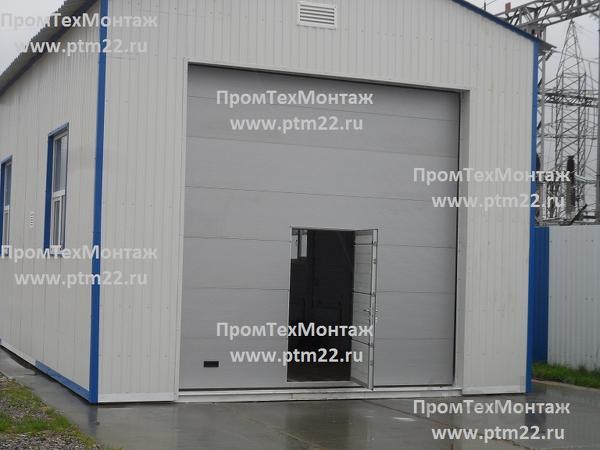 Контейнера, блок-боксы, модульные здания из сборных металлоконструкций