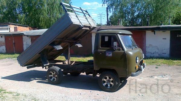 Продам кузов в сборе на УАЗ 3303