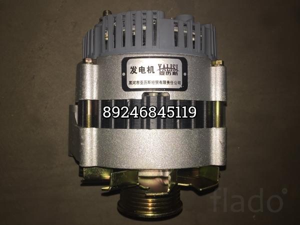 Генератор Евро 3 Howo VG1560090012