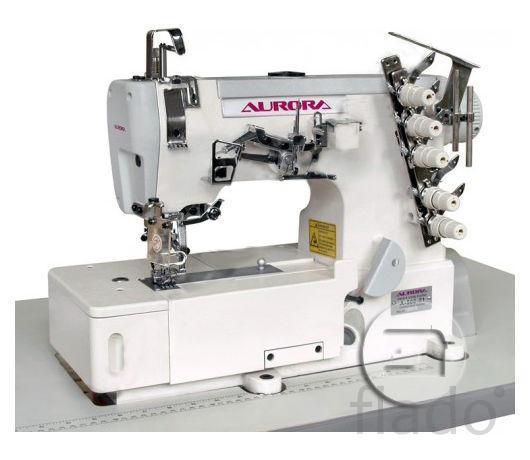 Плоскошовная промышленная швейная машина  Aurora A 500 – 01 D