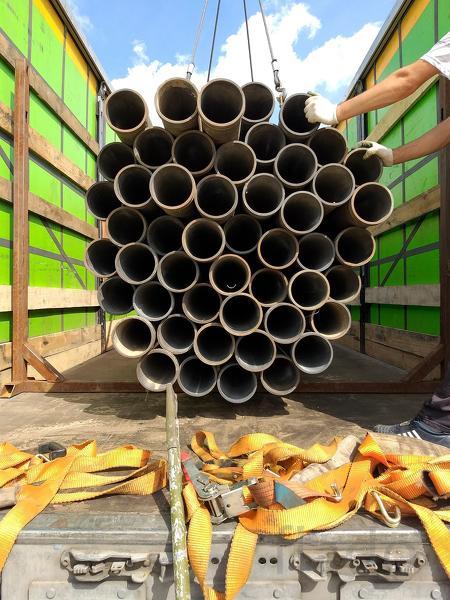 Труба ПМТ-150 быстросборный трубопровод для агрополива с доставкой