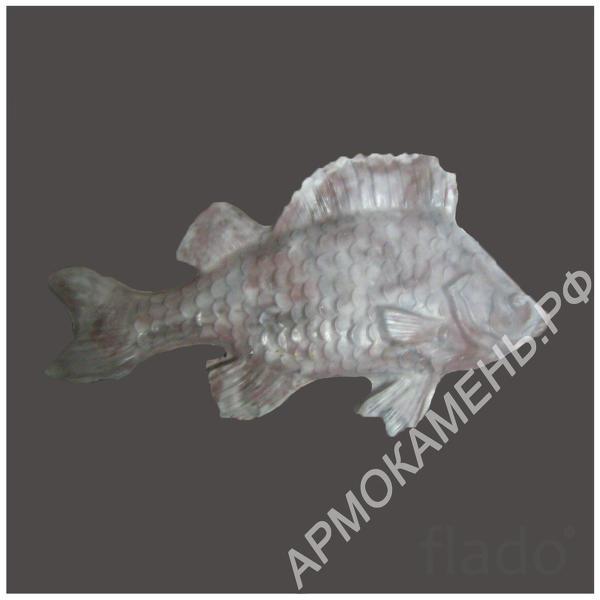 Барельефы рыб