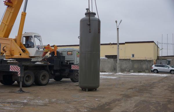 Производство резервуаров для сжиженного газа (СУГ)