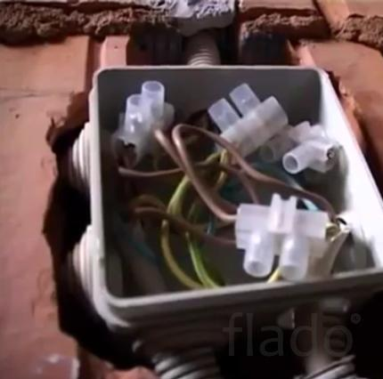 Электрик,электромонтаж,штробы,бурение бетона,электропроводка-220-380в.