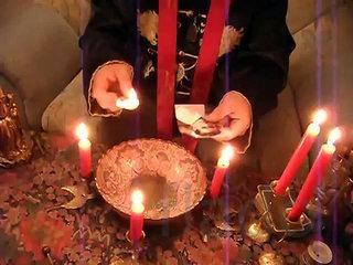 Мастер  ритуального приворота. Ведунья