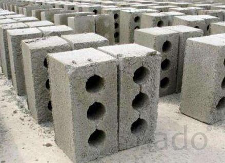 Перегородочные блоки.
