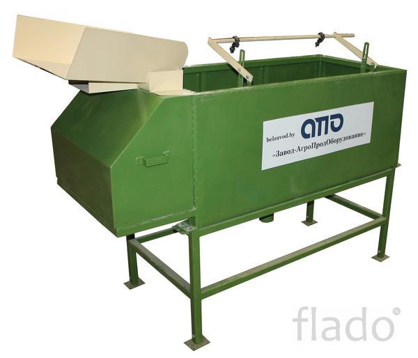 оборудование машина для полировки картофеля, моркови, овощей УДП-1