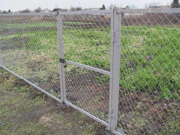 Садовые калитки от производителя в Пскове
