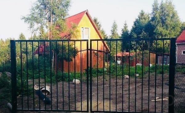 Продаем садовые металлические ворота в Ижевске