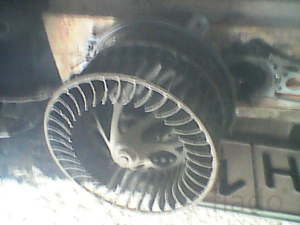 Электромотор печки Мерседес 124