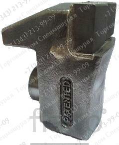 Зуб 112221000-K тип STC для мульчера Primetech