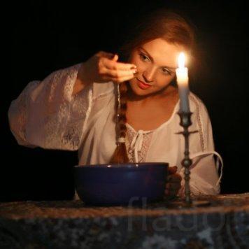 Приворот на свечу.Мастер магии.