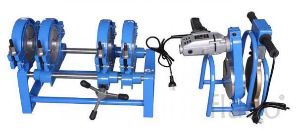 Сварочные аппараты для стыковой сварки полиэтиленовых труб SUD40-160M4