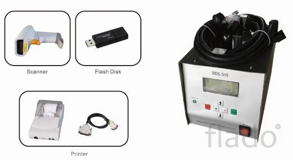 Электромуфтовая сварочная машина для муфтовой сварки ПТ SDE20-250