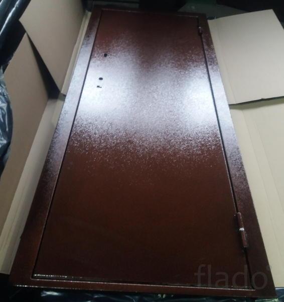 Дверь EI-60 ДМП серия 1.436.2-22, EI-90 ДМПИ 1.436.2-30.93