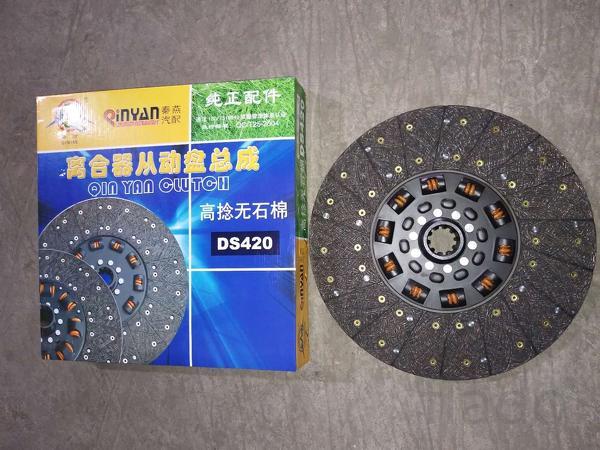 Диск сцепления D420 Qinyan Howo WG1560161130