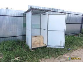 Туалет дачный Тихорецк
