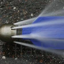 Прочистка труб канализации. Гидродинамическая промывка труб.