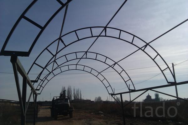 Навес для автомобиля Курганинск