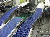Пластиковые модульные конвейерные ленты для пищевого производства. Рос