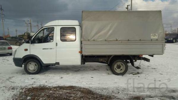 Кузов в сборе на ГАЗ разных марок
