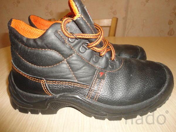 Спец.ботинки женские размер 38,5