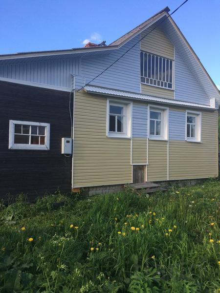 Дом 48 м² на участке 20 сот.