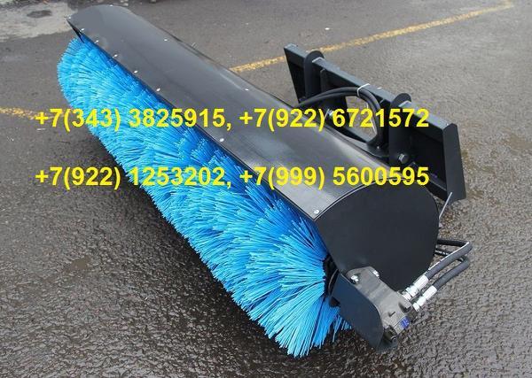 Щетка на мини погрузчики Bobcat S450 S510 S530 S550 S570 S590