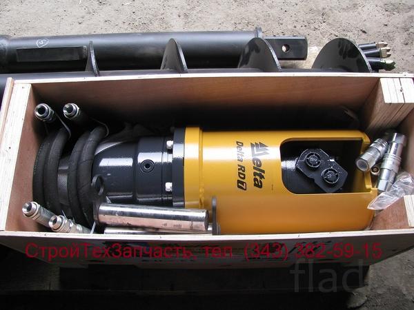 Корпус мотор гидровращателя Delta RD-7