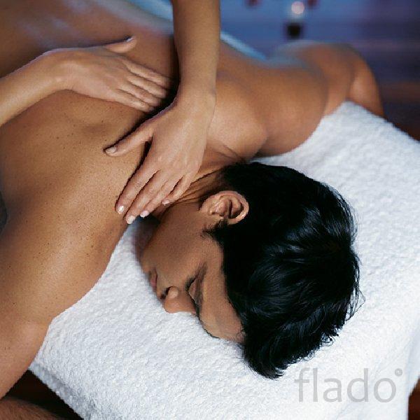 Массаж Relax для мужчин и женщин