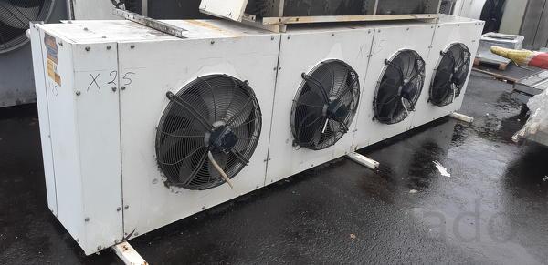 Конденсатор воздушного охлаждений