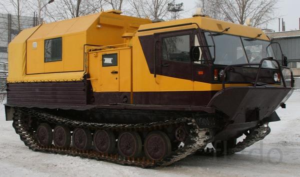 Организация продаёт вездеход ЧЕТРА ТМ- 120, ТМ- 130 в Тюмени
