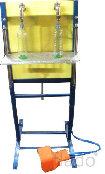 Дозатор жидкости (редкого мыла, шампуней, напитков, масла, гелей)