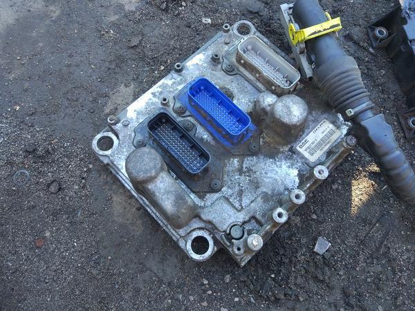 Блок управления двигателем Даф XF 105, 1679021